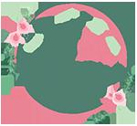 Villa Rosa Vet logo